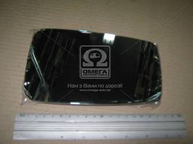 Вкладыш зеркала левого AUDI 80 (Ауди 80) 86-91(пр-во TEMPEST)
