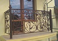 Перила балконные 199, фото 1