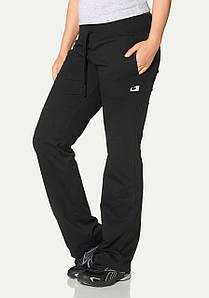 Спортивные женские штаны Ocean Sportswear 48 черный (1197230028940)