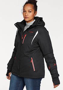 Жіноча куртка Maier Sports 58 чорний (1245280028950)