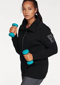 Жіноча спортивна кофта Venice Beach 52/54 чорний (12472800289444)