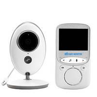 Беспроводная цифровая видеоняня (радионяня) VB605 с режимом ночного видения и термометром! радионяня