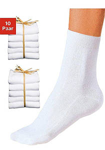 Жіночі шкарпетки GO IN 35 білий (1278020001035)