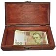 Шкатулка купюрница для денег деревянная . Шкатулка под деньги.Счастливое утро, фото 2
