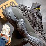 Adidas Yeezy 500 Utility Black (Черный), фото 9