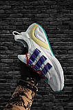 Adidas Lexicon Future White Violet (Белый), фото 2