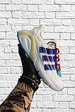 Adidas Lexicon Future White Violet (Белый), фото 5