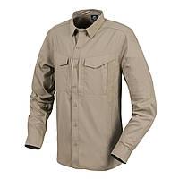 Рубашка с длинным рукавом Helikon-Tex® DEFENDER Mk2 Tropical Shirt® - Silver Mink