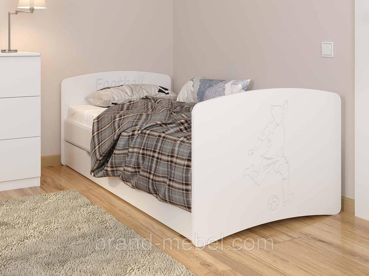 Кровать детская Футбол серии Fly / Ліжко дитяче Футбол серії Fly