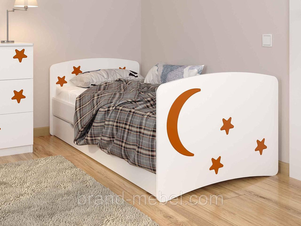 Кровать детская Звезды серии Fly / Ліжко дитяче Зорі серії Fly