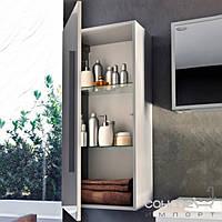 Мебель для ванных комнат и зеркала Kolpa-San Шкафчик навесной с распашной дверцей Kolpa-San Hana H 1052 белый