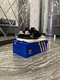 Adidas Nite Jogger 3M Black White (Чорний), фото 6