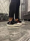 Adidas Nite Jogger 3M Black White (Чорний), фото 7