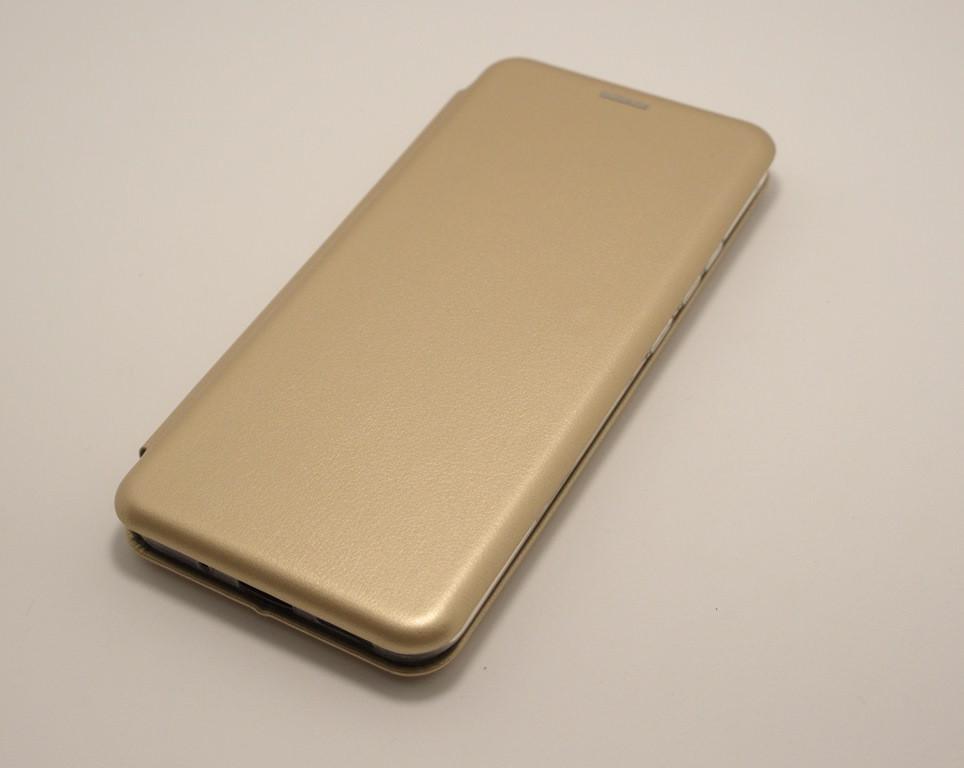 Чохол-книжка Aspor для Xiaomi Redmi 9C золото