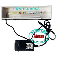 Міні світильник для акваріума, LED, фото 1
