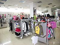 Производство торгового оборудования для магазинов одежды и обуви