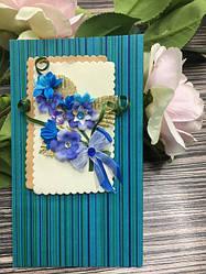 Подарочные открытки и конверты (Hande Made)