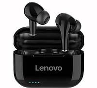 Беспроводные наушники Lenovo LivePods Black TWS Wireless Bluetooth Headphone