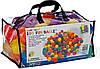 Детские шарики для сухого бассейна Intex 49602, 100 шт, диаметр 6.5см