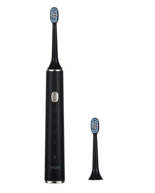 Аккумуляторная электрическая зубная щетка VGR V-809 USB Original (4 режима)