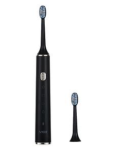 Акумуляторна електрична зубна щітка VGR V-809 USB Original (4 режими)