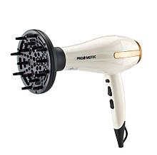 Профессиональный фен для волос Promotec Pm-2305, white
