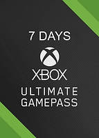 Підписка Xbox Game Pass Ultimate на 7 днів (Xbox/Win10) | Всі Країни