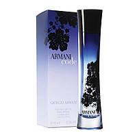 Женская парфюмированная вода Armani Code Giorgio Armani, 100 мл