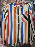Рубашка для дівчат підлітків Полоса