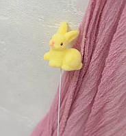 Кролик маленький жовтий 1 шт