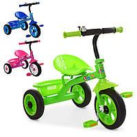 Детский велосипед трехколесный Profi Kids