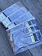 Шкарпетки чоловічі високі Житомир бавовна класичні 41-44 12 шт в уп сірі, фото 2