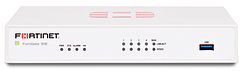 Межсетевой экран NGFW Fortinet FortiGate-30E 5 x GE RJ45 ports Including 1 x WAN port, 4 x Switch ports