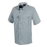 Рубашка с коротким рукавом Helikon-Tex® DEFENDER Mk2 Ultralight Shirt short sleeve® - Light Blue