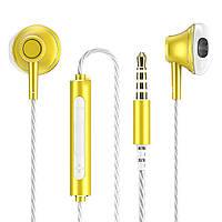 Наушники проводные для телефона JOYROOM JR-E208