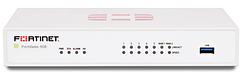 Fortinet FortiGate 50E NGFW 220 Мбіт/с, VPN 90 Мбіт/с, VPN-тунелі 200 мережний екран