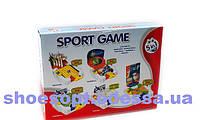 Настільна спортивна гра 5в1 баскетбол, футбол, хокей