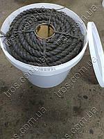 Канат смоляной пропитанный (каболка) 18 мм