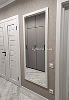 Зеркало настенное большое в полный рост, напольное ростовое 170х70 в раме МДФ