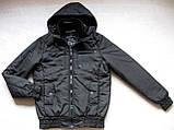 """Нова демісезонна куртка Бренд """"Jack Jones"""" Розмір 46-48 /S на ріст 164 -170 див., фото 3"""
