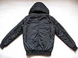 """Нова демісезонна куртка Бренд """"Jack Jones"""" Розмір 46-48 /S на ріст 164 -170 див., фото 4"""