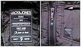 """Нова демісезонна куртка Бренд """"Jack Jones"""" Розмір 46-48 /S на ріст 164 -170 див., фото 9"""