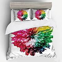 Комплект постельного белья  Love you  - Евро размер
