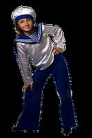 Матрос новогодний костюм для мальчика
