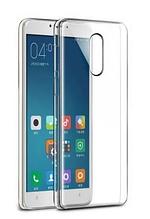 Чехол бампер для Xiaomi Redmi Note 4 прозрачный
