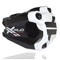 Вынос руля XLC ST-F02, 40мм.черно-белый (ST)
