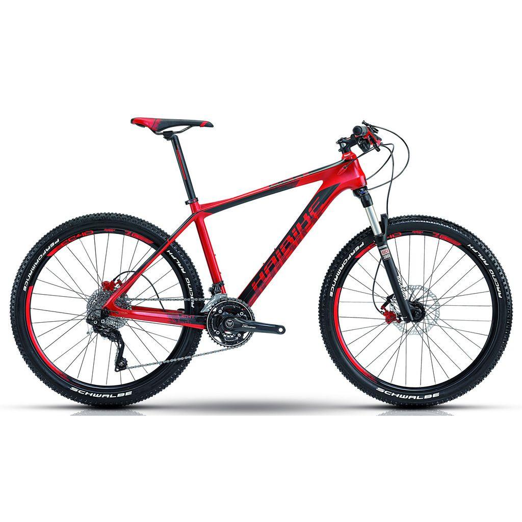 """Горный велосипед Haibike Light SL 26"""", 49см, карбон, черный (ST)"""