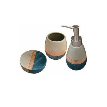 """Керамический набор для ванной комнаты S&T """"Luxury"""""""