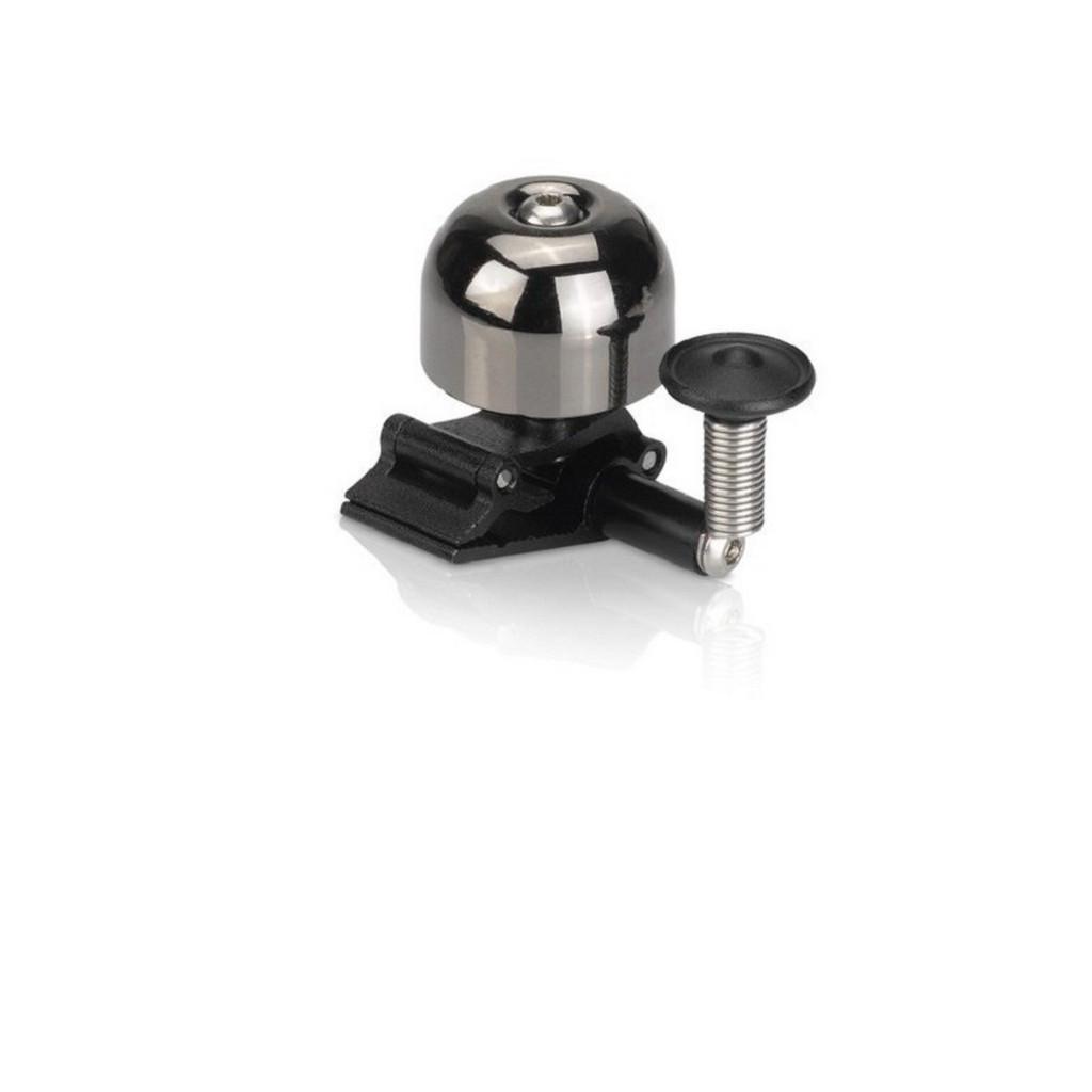 Звонок велосипедный XLC DD-M011, темно-серебряный (ST)