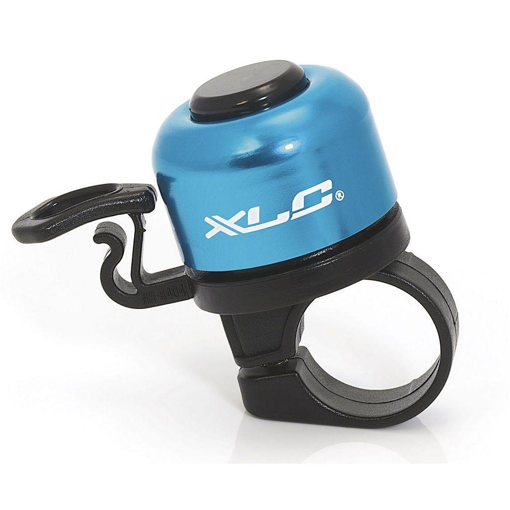 Звонок велосипедный XLC DD-M06, голубой (ST)